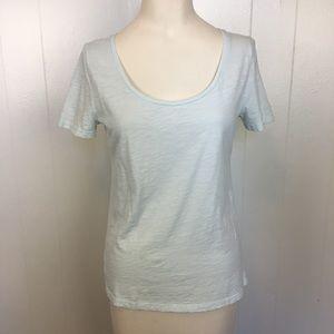 Ann Taylor LOFT Scoop Neck Shirt Sz. S